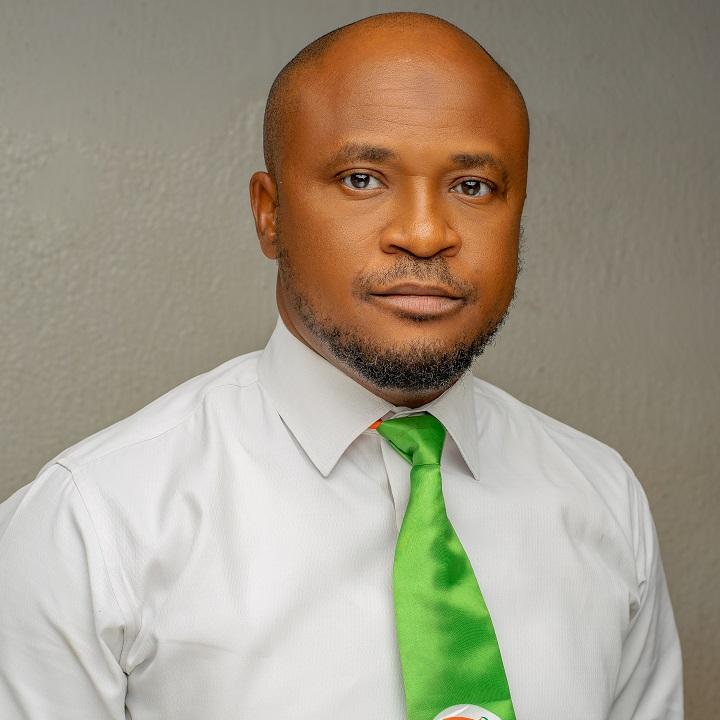 IBITOYE GANIYU FOLARANMI Marketing Officer